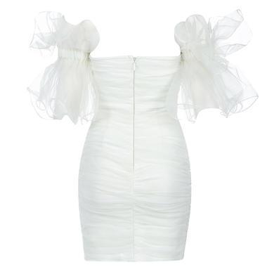 白色 L/white-L