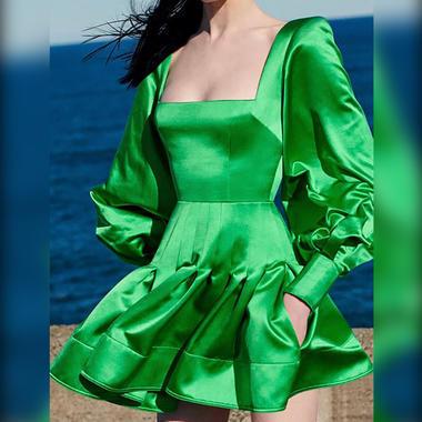 绿色 XS / green-XS
