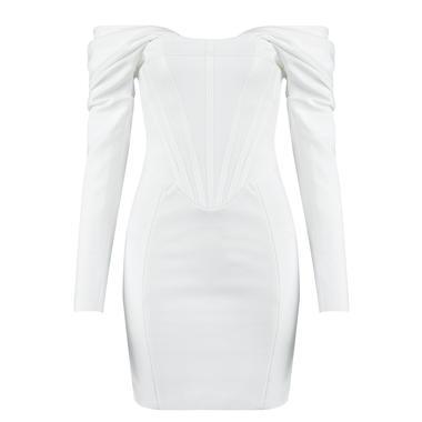 白色 S / white-S