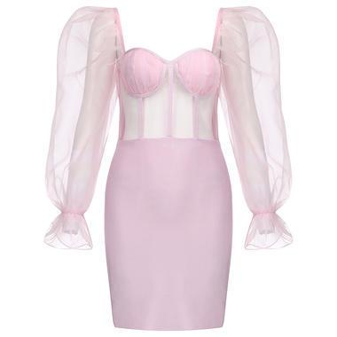 粉色 S / pink-S