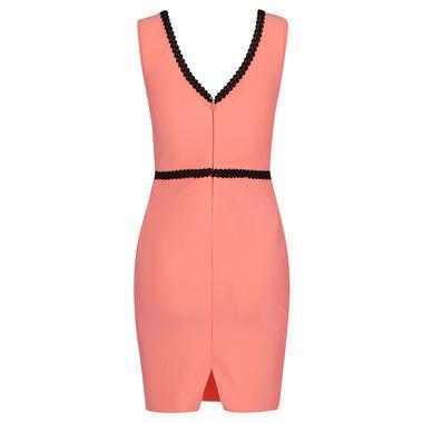 粉橙色 M/pink orange-M